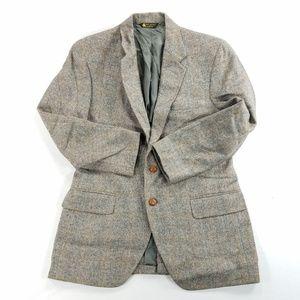 Kuppenheimer Walton Tweed Pure Wool Sports Coat